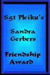 Friendship Award From Neal Golden-Opens in a new window.