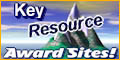 Award Sites! Key Resource Badge-Opens in new window.